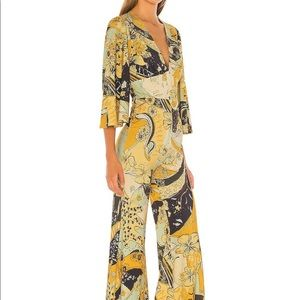 New with tag free people jumpsuit